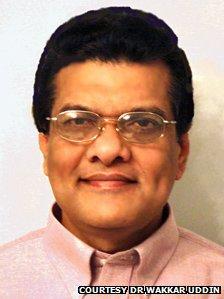 Dr Wakar Uddin