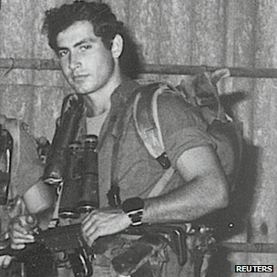 Binyamin Netanyahu - special forces commando