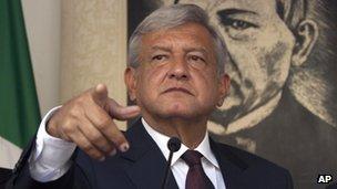 Andres Manuel Lopez Obrador