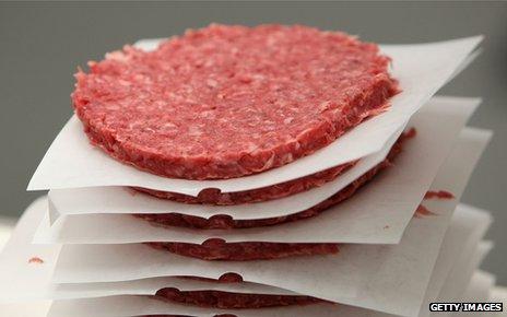 Hamburger meat