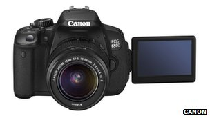 The Canon EOS 650D