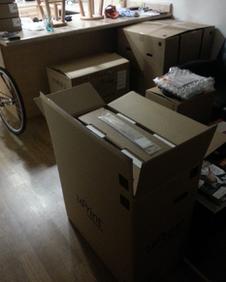Printer in a box