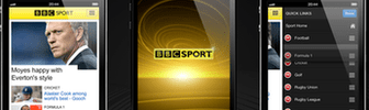 BBC Sport iPhone app