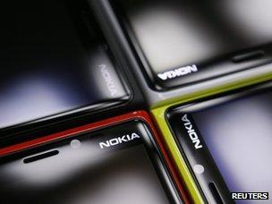 Nokia Lumia phones