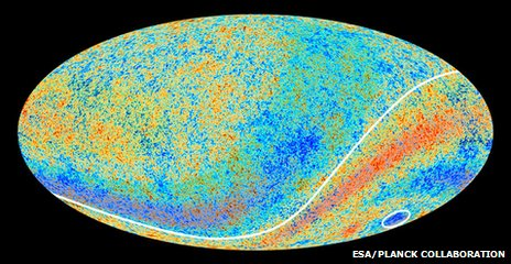 Temperature anomalies in Planck data