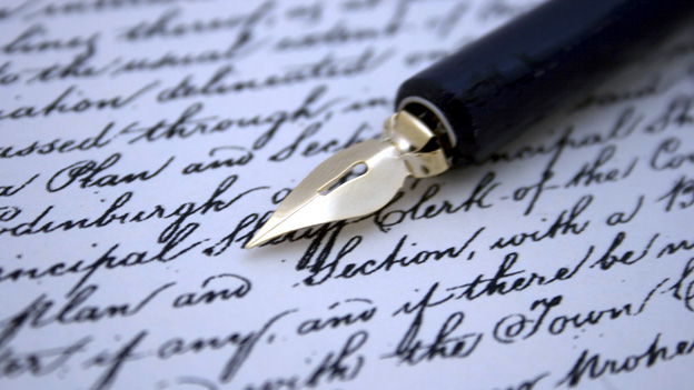 french love affair with graphology bbc news