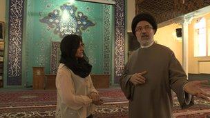 Shabnam Mahmood speaks to Sayyad Milani