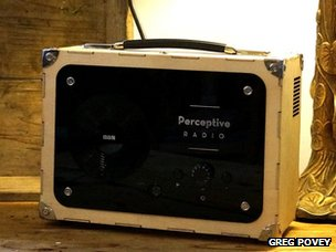 The perceptive radio