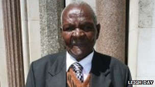 Kenya torture claimant Wambuga Wa Nyingi