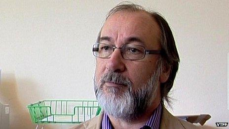 Derek Osbourne