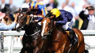 Hillstar wins the King Edward