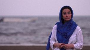 Yalda Hakim in Yemen
