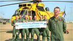 Message for William from RAF colleagues