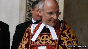 Very Rev Dr David Ison