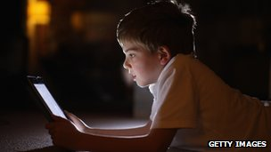 Kids are changing their use of mobile technolgies