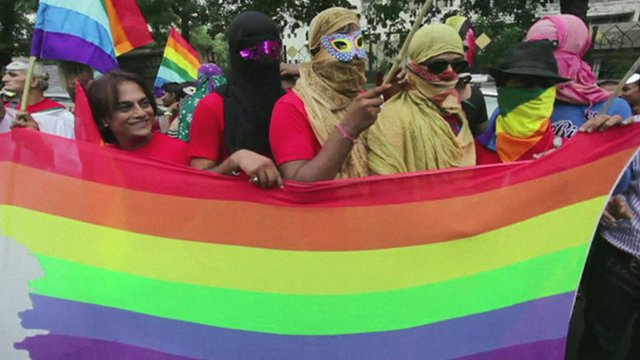 First Pride march in Gujarat