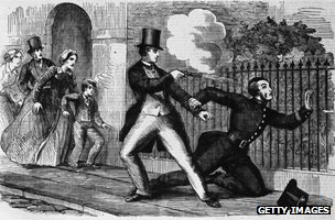 Picture from the Illustrated Police News