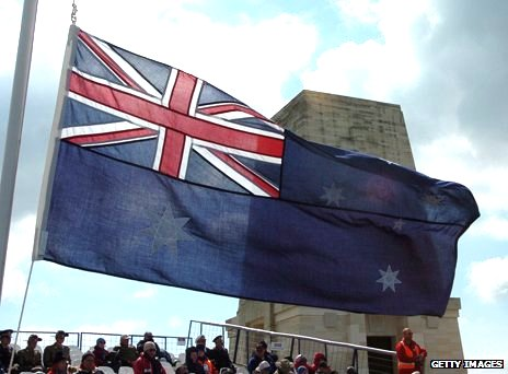 Anzac day marked at Gallipoli, 2011