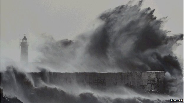 In the UK, storm after storm has rolled across the country