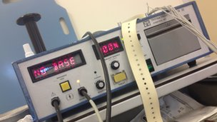 ECT machine