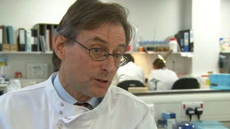 Prof Peter Hawkey
