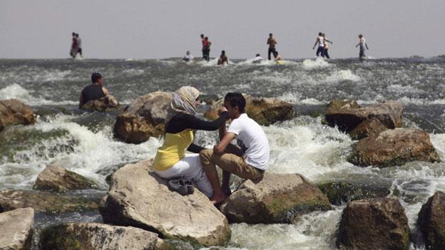 The Nile at Cairo