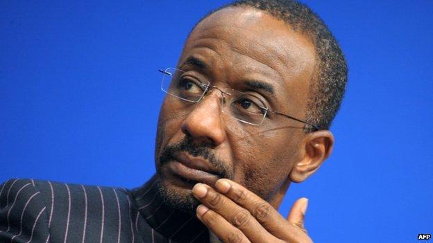 Lamido Sanusi, the former head of Nigeria's Central Bank