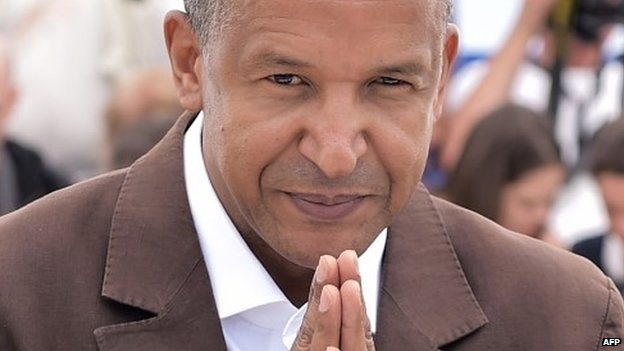 Director Abderrahmane Sissako attends the Timbuktu photo call during the 67th Annual Cannes Film Festival on 15 May 2014 in Cannes, France