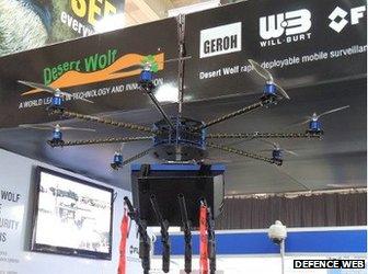 Skunk drone