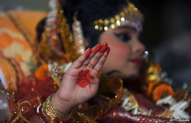 Kumari child