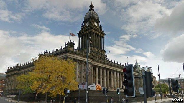 Leeds Town Hall