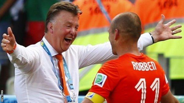Manchester United: Louis van Gaal memberikan jaminan USA tour