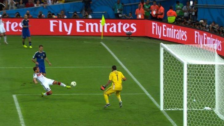 Mario Gotze goal