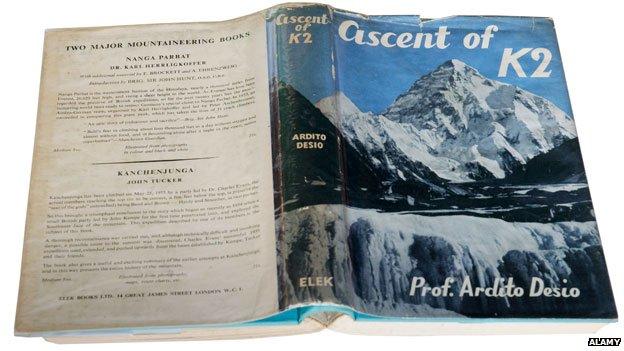Ascent of K2, Ardito Desio