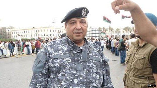 BBC News – Libya crisis: Head of Tripoli police