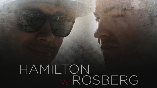 Hamilton and Rosberg's championship battle