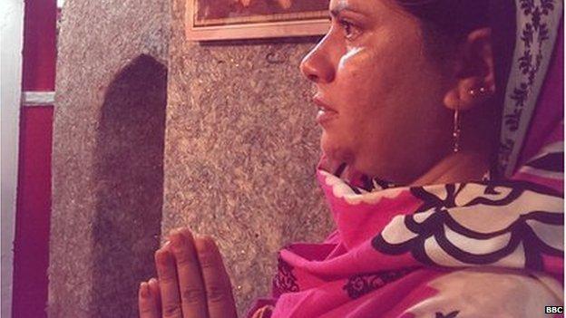 40 year old Farzana Ashraf