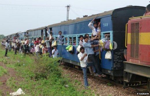 The 'labour' train