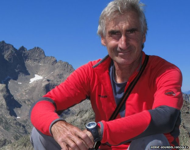 Herve Gourdel's profile image from Google+ account