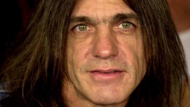 AC/DC guitarist Malcolm Young dies at 64