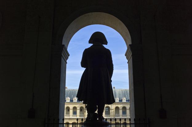 Statue of Napoleon, Paris