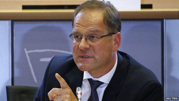 Tibor Navracsics, commissioner-designate