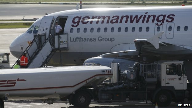 Germanwings plane