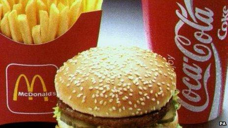 Coke and McDonald's