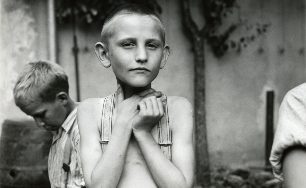 Swiss child labourers
