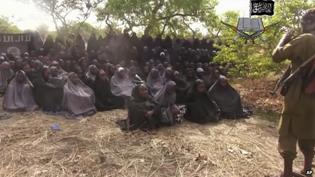 Abducted Nigerian schoolgirls (May 2014)