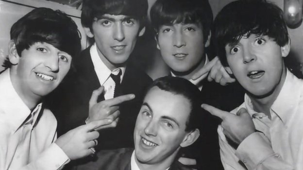 The Beatles with Teret