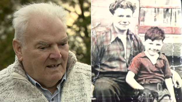 Joe Riley now and then