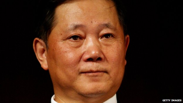 Chinese Ambassador Sun Yuxi attends the China Awards ceremony on 25 November 2009 in Milan, Italy.