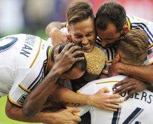 Video: LA Galaxy vs New England
